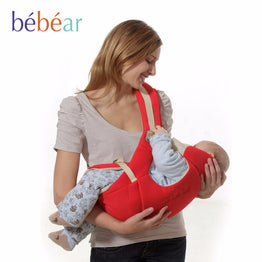 4 in 1 multifunction Ergonomic Baby Carrier