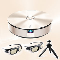 JmGO Home Theater Support 1080P 300 inch Hi-Fi Bluetooth Projector