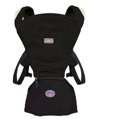Comfortable Hipseat Baby Wrap Backpack / Carrier available in 5 colors