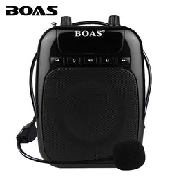 BOAS portable waistband loud speaker with  microphone