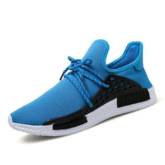 Male Casual Love Shoes Top Breathable Lace-up Man Women Flat Zapatillas