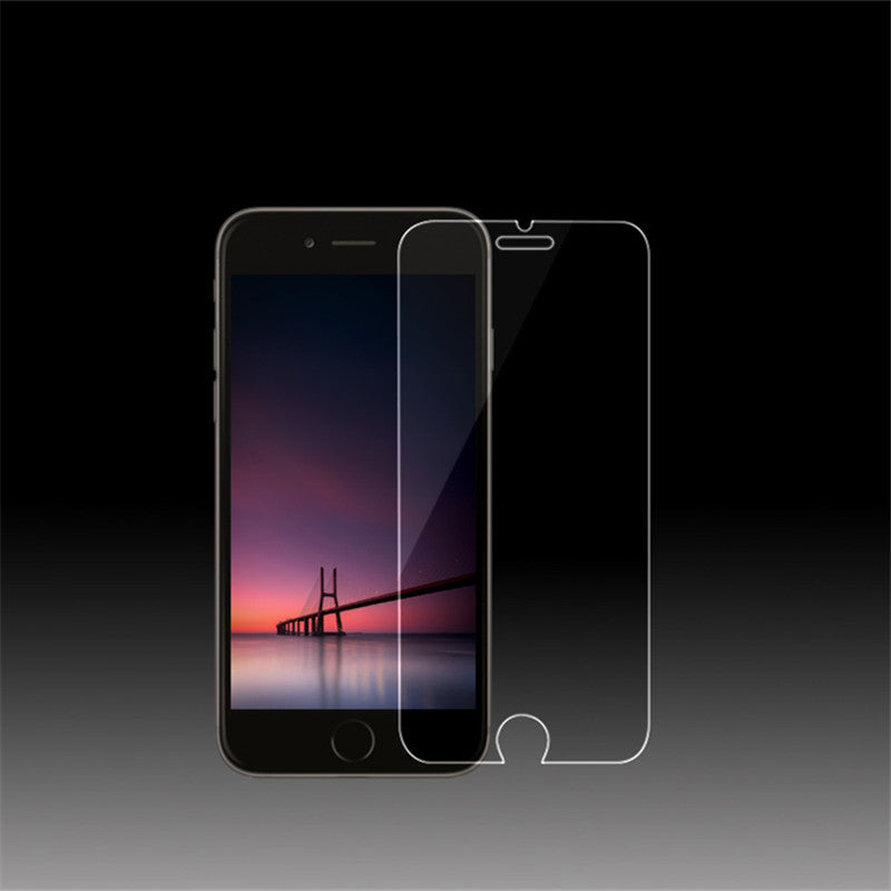 9H 0.3mm 2.5D tempered glass film for iPhone 5 5s SE Hard