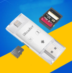 Fast HD Micro SD SDHC TF USB Card Reader