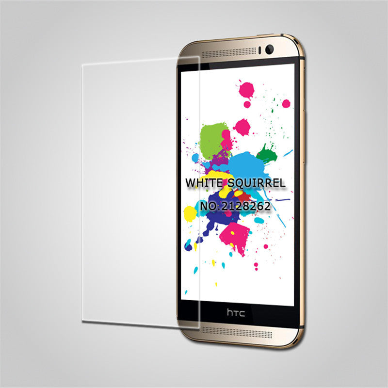 9H High Clear Tempered GlassFor HTC One M7 M8 M9 M10 Screen Protector