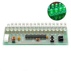 MCU Display LED VU Meter Level Indicator Amplifier