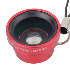 Camera Lens 0.67X Wide Angle Macro for Mobile Phones