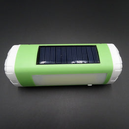 Solar Bluetooth Wireless Portable Speaker With LED Flashlight