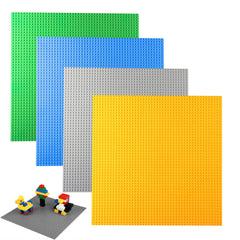 Baseplate Compatible DIY Small Blocks 48*48 Dots 38.5*38.5 cm Building Blocks