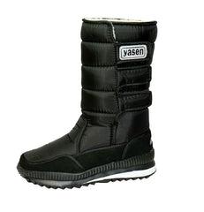 High Quality Waterproof Snow boots for Men