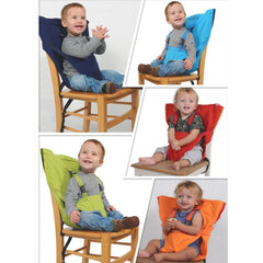 Portable Folding Clip Cover / Chair Seat Belt for Infant Toddler