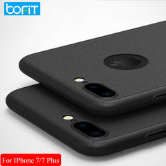 Case for iPhone 7 Plus iphone Case Luxury 360 Full Body Protection Cover Cases