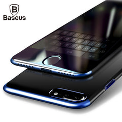 Baseus Anti-scratch Electroplating  Hard Case For iPhone 7