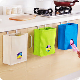 Kitchen Storage Bag Organizer for The Sundries Disposable Bag