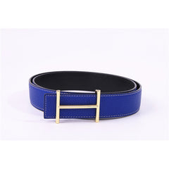 Casual H Designer Luxury Belts for Mens Genuine Leather Male Women Jeans Vintage Fashion