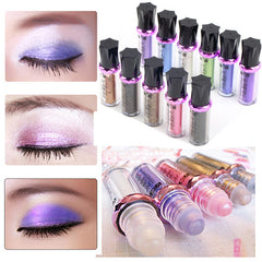 Diamond Bright Colorful Shine Gloss Mineral Eyeshadow 11 Colors/lot