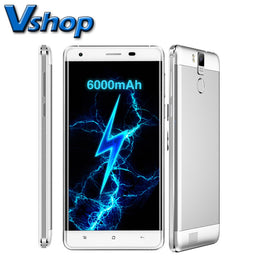 K6000 Pro 4G 3GB RAM 32GB ROM Octa Core 1080P 16MP 6000mAh 5.5 inch Android Phones