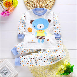 New Cartoon Design baby boys Cotton Clothing Sets