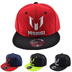 Children Ronaldo CR7 Baseball Cap Hat Boys Girls Kids Sports MESSI Snapback Hats