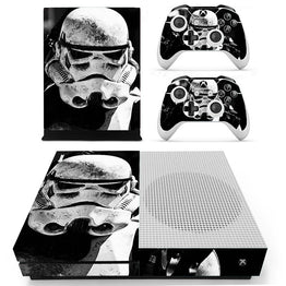 Star Wars Vinyl Protective Stickers For XBOX ONE S