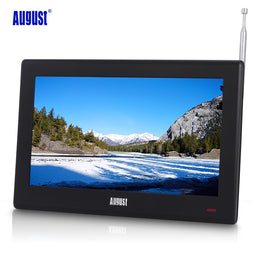 "10.1"" Portable HD Freeview TV with DVB-T and DVB-T2 Tuner"