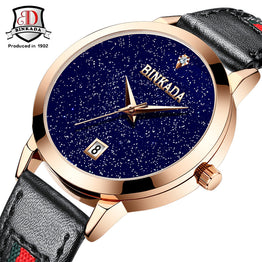 Fashion Sky Star Design Women Bracelet Watches Luxury