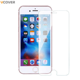 Vcover Tempered Glass Screen Protector for iPhone 7 7 plus 6 6s Plus