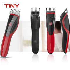 Rechargeable Electric Men Clipper Ceramic Blade Hair Trimmer