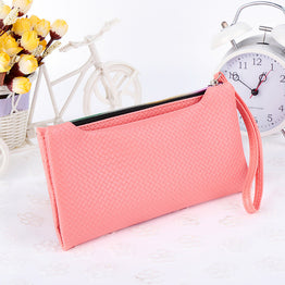 Best Selling cute PU leather girl's wallet
