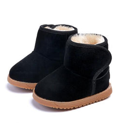 Winter Snow Breathable Cotton Ankle Boots