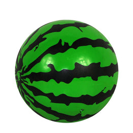 Inflatable Ball 23cm Watermelon PVC Toys