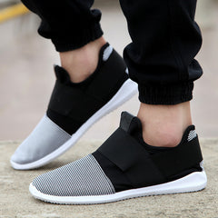 Casual Fabric Leisure Shoes for Men