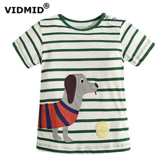 Cartoon Print Baby Clothes