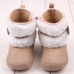 Fashionable Winter Warm Snow Boots for Infant