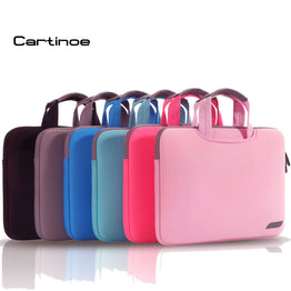 Portable Soft Briefcase Pouch for Macbook Air/Pro 13.3 Laptop