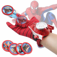 Marvel Avengers Super Heroes Glove Launcher