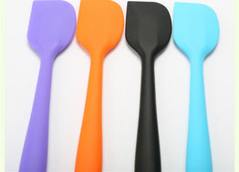 Silicone Cream Butter Cake Spatula/ Mixing Batter Baking Tool