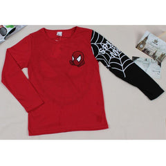 Spider-Man Long Sleeve Pullovers Baby Boys T-Shirt