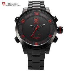 Gulper Shark Digital Sport Watch for Men