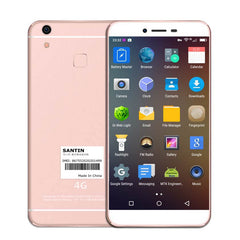 "SANTIN iph9 5"" HD Metal Body 3GB RAM 4G LTE 16GB Mobile Phone"