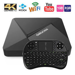 DOLAMEE D5 Smart TV Box RK3229 Android 5.1 Max 2GB DDR3 8GB Storage