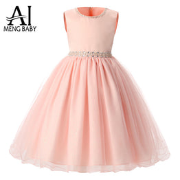 Ai Meng Princess Dress for Wedding/ Evening Party for Girls