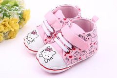Fashion Cartoon Design Non-Slip Soft Shoes for Toddlers