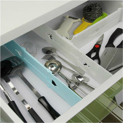 1 Piece Adjustable Wardrobe Drawer Divider