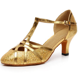 Genuine Leather Latin Ballroom Dance Shoes