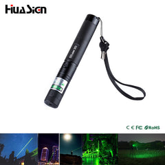 High Power Laser Pointer Pen with Safe Key