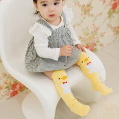 Cute Soft Cotton Animal Design Baby Socks