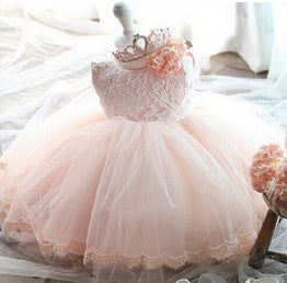 New Princess Party/ Birthday dresses for Baby Girls
