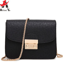Atrra-Yo Designer Summer Style Mini Chain Cross Body Bag for Women