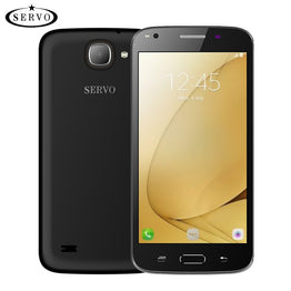 SERVO J7 5.5 inch Android 6.0 Quad Core 1.2GHz Dual Sim 5.0MP Mobile Phone