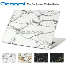 Marble Texture Laptop Case for Apple Macbook Air Pro Retina 11 12 13 15 inch